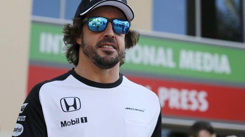 Alonso: Las cosas que veo en el futuro me hacen levantarme como una moto