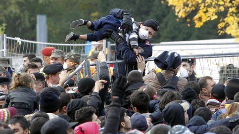 Austria endurece los controles para impedir la entrada de migrantes económicos