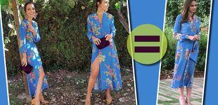 Post de Eva González le 'copia' un modelito a Paula Echevarría (y no es la primera vez)