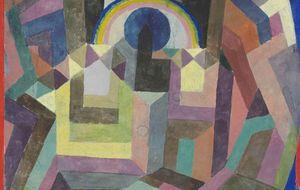 Paul Klee, la espiritualidad del color