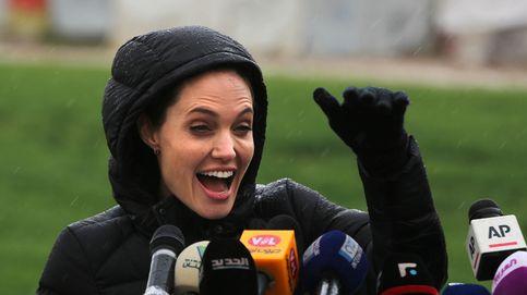 Angelina Jolie no está ingresada por anorexia: estas fotos lo confirman