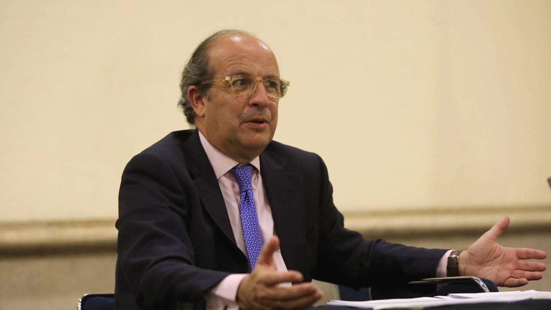 Daniel Calleja, español al frente de los Servicios Jurídicos de la Comisión Europea. (EFE)