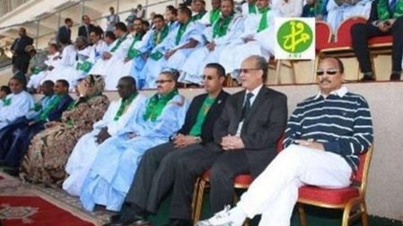El presidente de Mauritania manda parar la final de su Supercopa porque se aburría