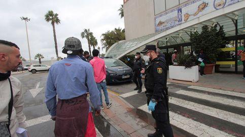 Ceuta denunciará a una infectada por coronavirus que salió a la calle