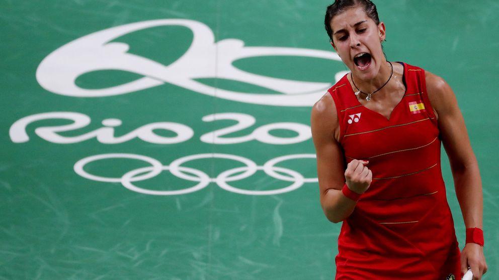 Carolina Marín se exhibe ante Sung Ji y está a un paso de la final olímpica