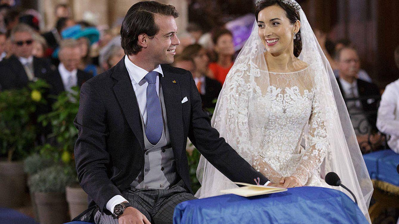 Los 3 mejores y los 3 peores looks de la boda de Félix y Claire de Luxemburgo