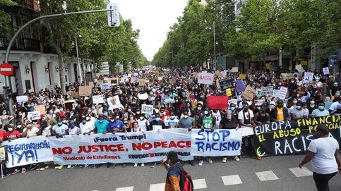 'Black lives matter' en Mineápolis, pero también en Lavapiés