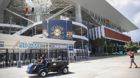 Las mejores imágenes del Clásico Real Madrid-FC Barcelona en Miami