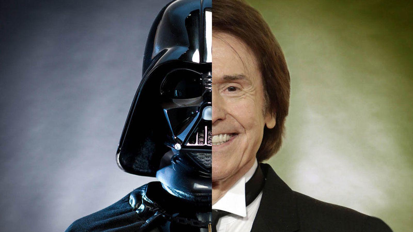 Foto: Darth Vader y Raphael tienen en común más de lo que imaginas