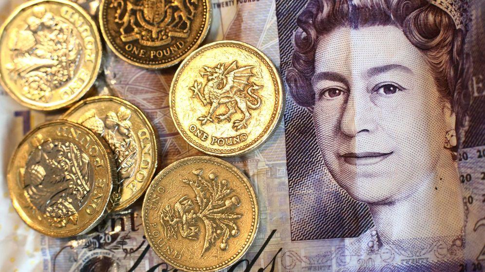 Tablas de divisas de XE: EUR a GBP