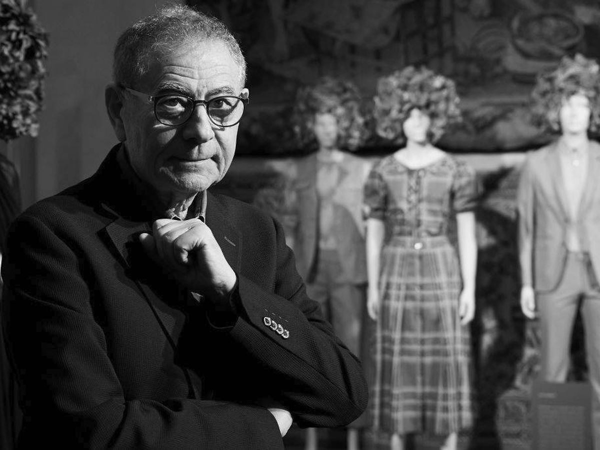 Foto: Roberto Verino Mercedes Benz Fashion Week Madrid (Getty Images)