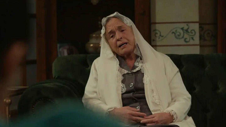 El personaje al que dobla Lucía Hoyos en 'Tierra amarga'. (Atresmedia)