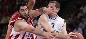 Un Olympiacos muy guerrero gana en la prórroga y se medirá al Barcelona en la final