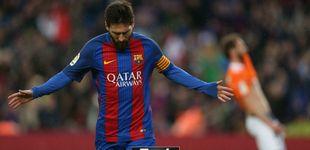 Post de Messi engorda su expediente, Gomes se da una alegría y Osasuna desciende