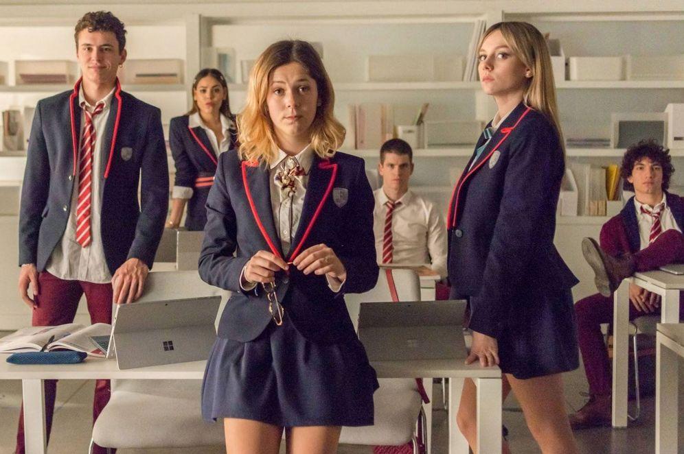 Foto: Imagen de la serie de Netflix 'Élite'