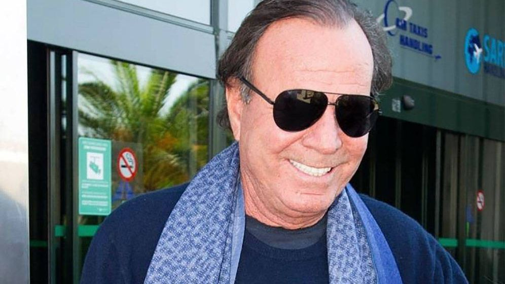 Foto:  Julio Iglesias. (Cordon Press)