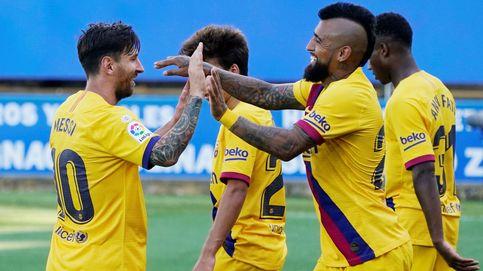 El Barça respira, pero Setién se despide de la Liga sin saber si estará en la Champions