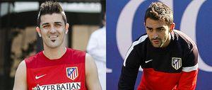 La 'obsesión' de Simeone es que Villa recupere al mejor Adrián