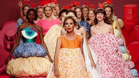 Ágatha Ruiz de la Prada: Le dedico mi desfile a Luismi
