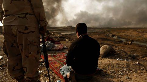Las fuerzas iraquíes toman dos barrios de Mosul y consolidan sus posiciones