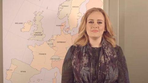 Adele se transforma en Harry Potter para anunciar su nueva gira