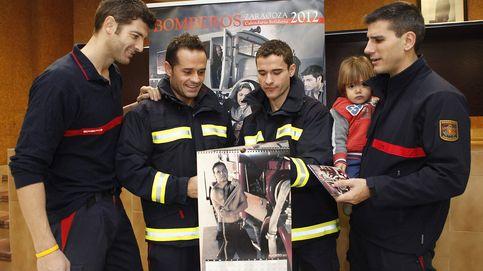 Podemos cancela el calendario solidario de los bomberos de Zaragoza por sexista