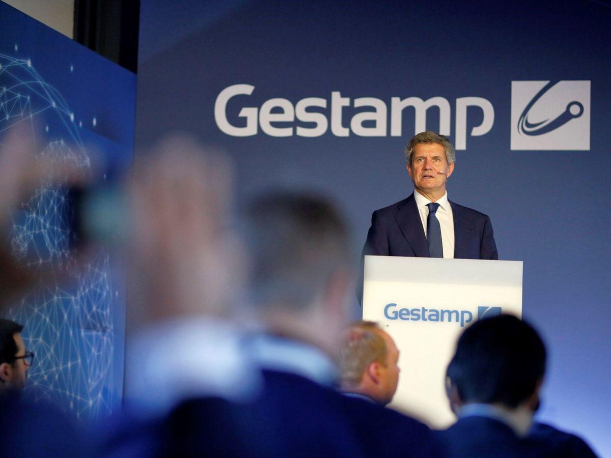 Foto: Presidente ejecutivo de Gestamp, Francisco Riberas (efe)