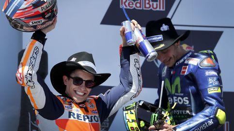 Márquez para el golpe de Viñales, pero ahora aparece Rossi