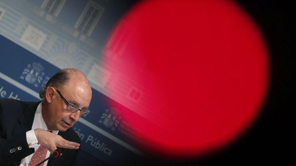 Foto: El ministro de Hacienda y Función Pública, Cristóbal Montoro