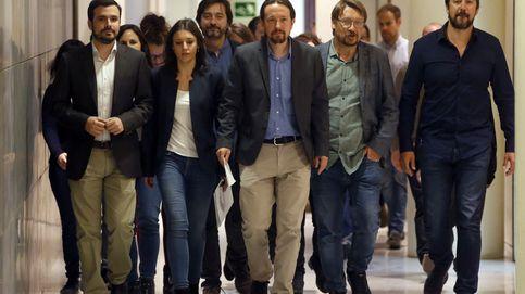 Podemos sacude las primarias del PSOE y reta a los candidatos con la moción