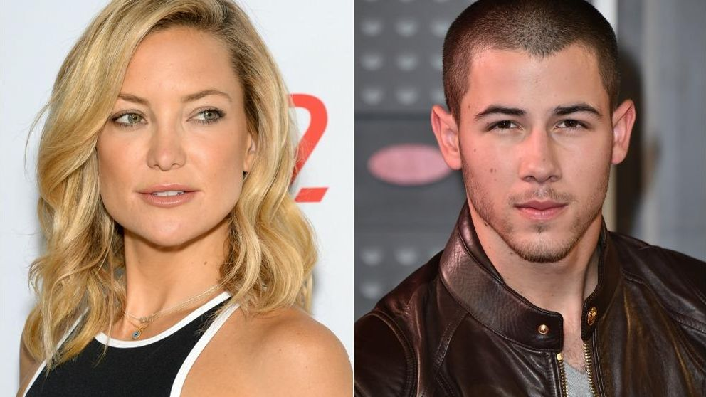 Nick Jonas y Kate Hudson, el romance que ha escandalizado a Hollywood