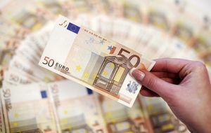 ¿Cómo se distribuyen los bancos las nóminas de los españoles?