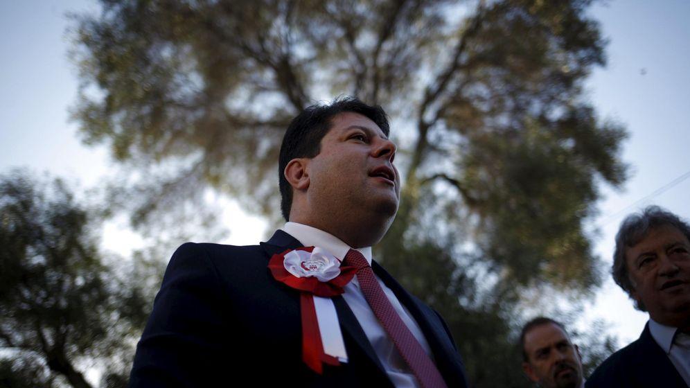 Foto: El ministro principal de Gibraltar, Fabian Picardo. (Reuters)