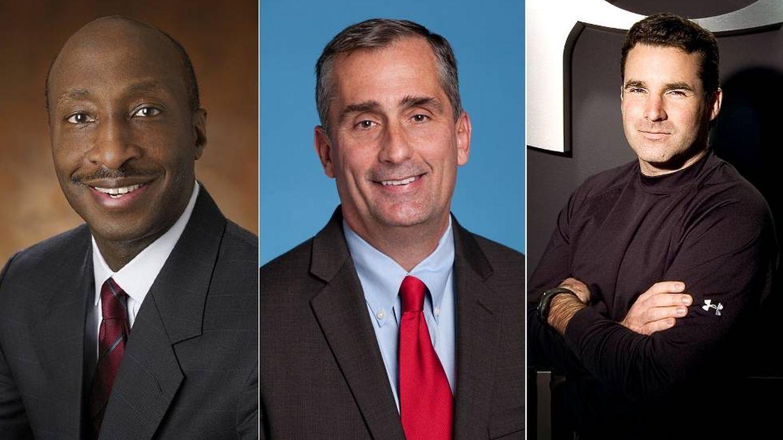 Los CEO que rechazaron formar parte del Consejo de Fabricantes de Trump. (EC)