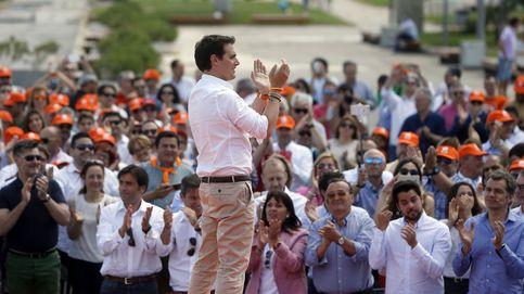 Rivera centra su campaña en Madrid y Barcelona y 'huye' del norte de España