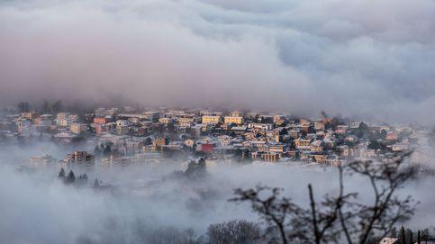 Niebla en Mendrisiotto