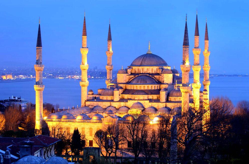 Foto: Turquía recibe unos 45 millones de turistas al año.