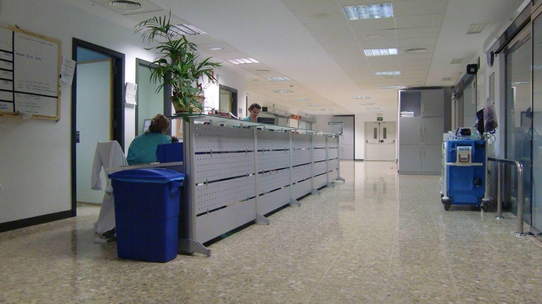 Paritorio del Hospital Costa del Sol de Marbella.