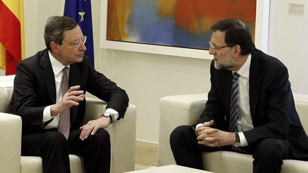 La prima pierde los 100 puntos básicos a la espera del manguerazo de Draghi