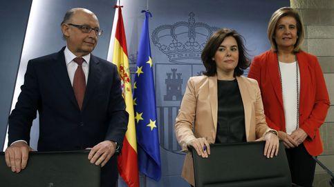 Sáenz de Santamaría, la ministra mejor valorada del Gobierno