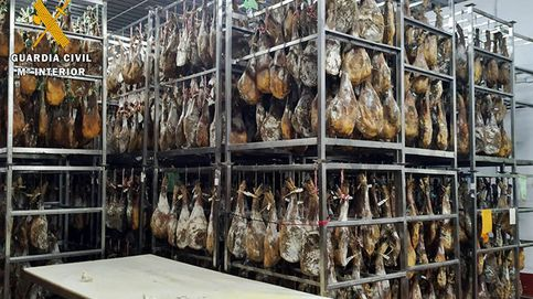 Destapan una presunta trama de comercio ilegal de jamones en varias provincias