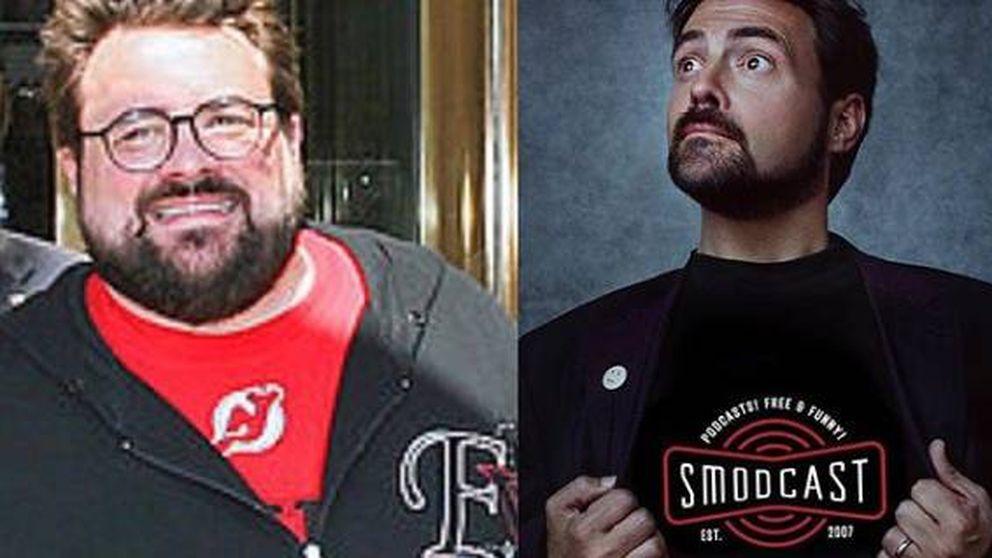 Cómo adelgazó 26 kilos el director Kevin Smith tras sufrir un infarto