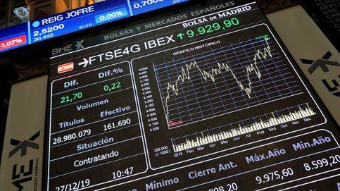 El Ibex supera los 9.700 puntos y logra máximos en 16 meses