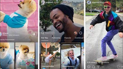 Instagram se lanza al cuello de YouTube: así puedes crear a partir de ahora vídeos largos