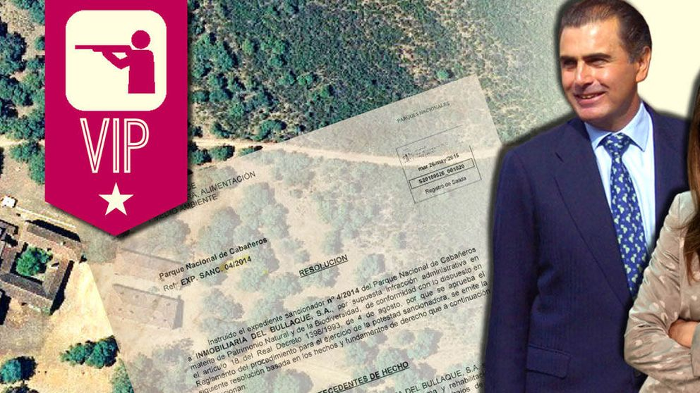 Cabañeros Confidencial: ¿Tienen los Oriol-Aznar un resort de caza para vips?