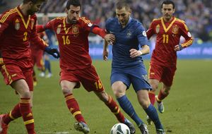 Francia y España podrían verse en la fase de grupos tras el reparto de FIFA