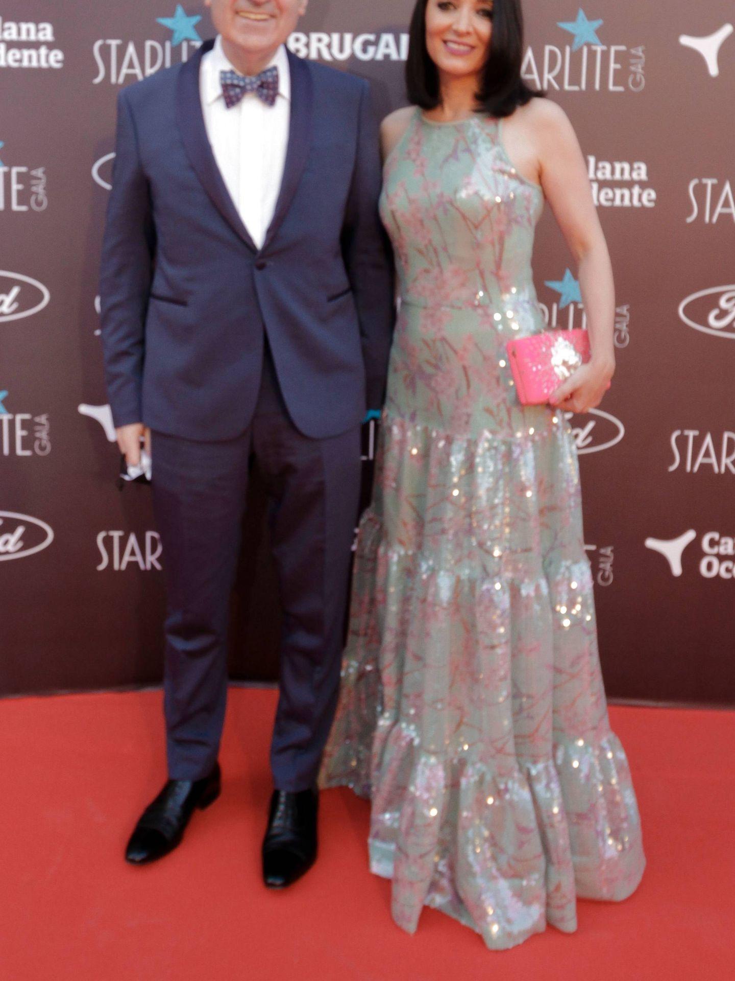 Cruz Sánchez de Lara y Pedro J (Imagen cortesía de Starlite)