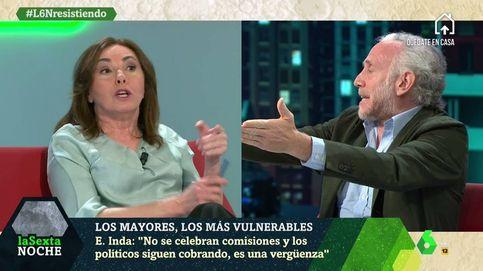 Aluvión de reproches entre Angélica Rubio y Eduardo Inda por el coronavirus