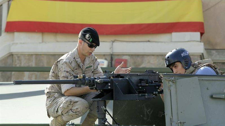 La industria militar debe integrarse en la estrategia europea, según el estudio Coraza