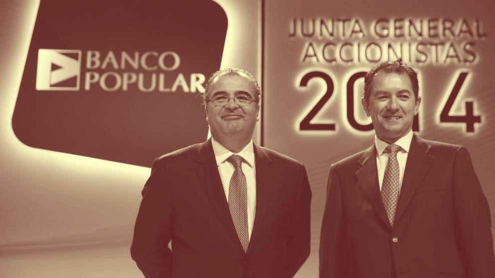 Banco de España investiga a altos cargos del Popular por irregularidades contables
